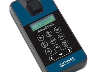 AquaFlash Handheld Active Fluorometer for Quick Assessment of Photosynthetic Efficiency