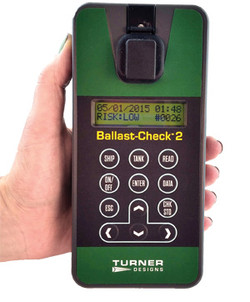 Ballast-Check 2 Handheld Fluorometer