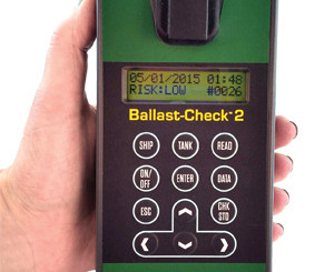 Ballast-Check 2 approved by Saudi Aramco for Indicative Compliance Testing