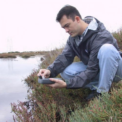 Field Portable fluorometer