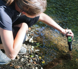FluoroSense Handheld Fluorometer Ideal for Quick In Situ Chlorophyll Estimates