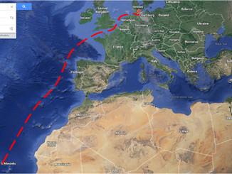 Ballast-Check 2 Sea to Sea Trials aboard the RV Meteor