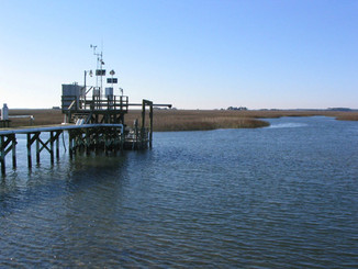 Long-Term Monitoring Site at North Inlet Winyah Bay National Estuarine Research Reserve