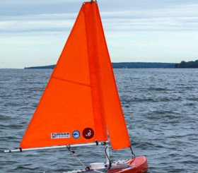 Robotic sailboat makes useful oceanographic research tool