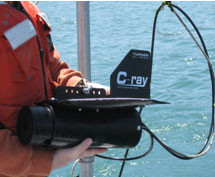 Real-time Mapping and Data Integration with the C3 Submersible Fluorometer