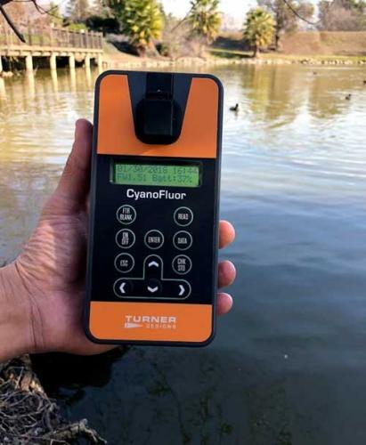 CyanoFluor Handheld HAB Indicator