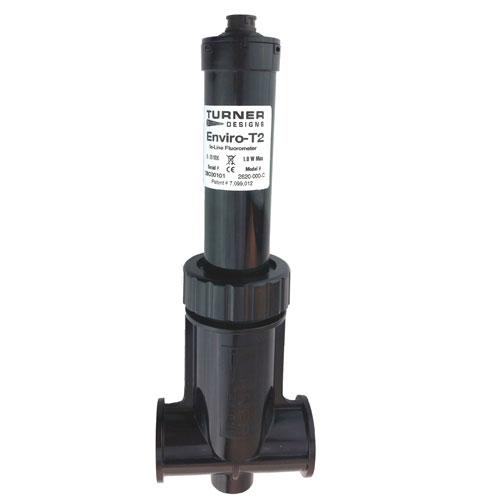 Enviro-T2 In-Line Fluorometer
