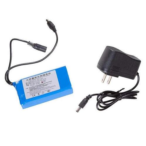 可攜帶式電池及充電器