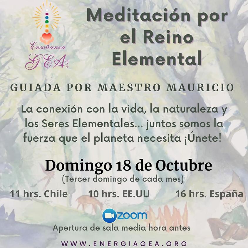 Meditación por el Reino Elemental