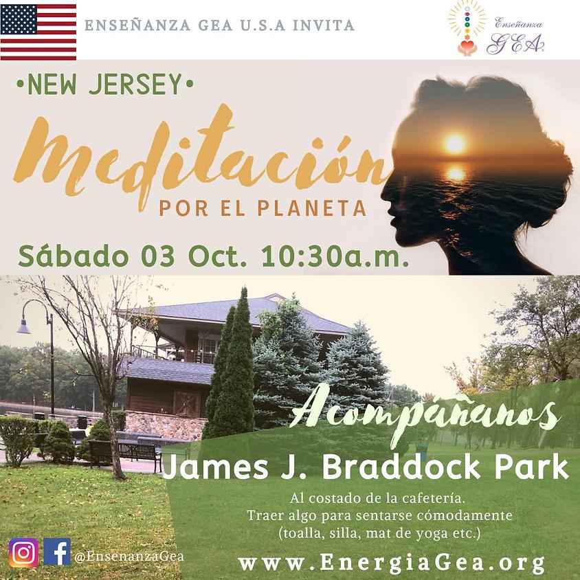 Meditación en New Jersey , USA