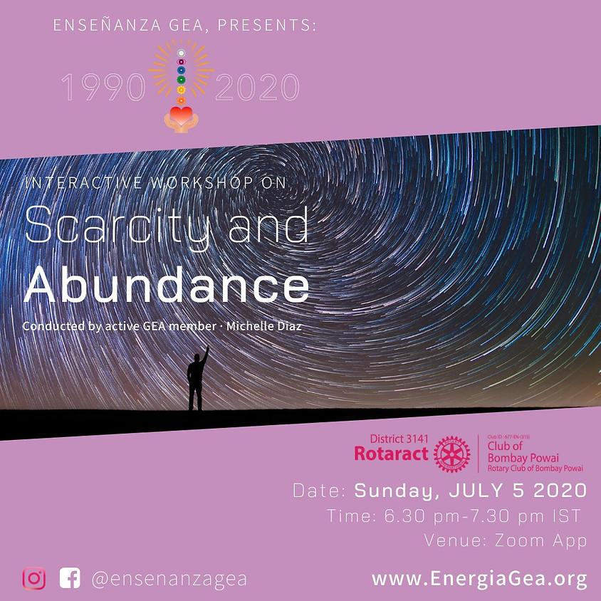Taller Scarcity and Abundance