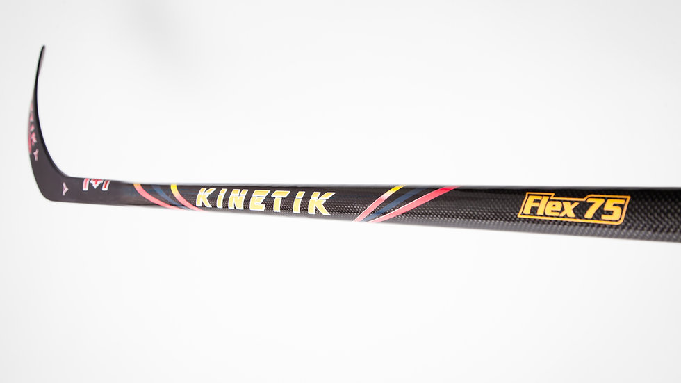 "KH75 RH ""Motivator"" Kinetik Hockey stick youth/intermediate size"