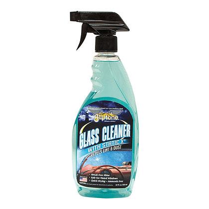 Gliptone Glass Cleaner with Anti Static 16oz