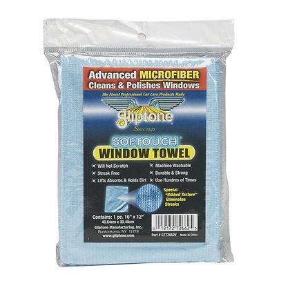 "Gliptone Softouch Microfibre Towel Window Vend 16"" x 12"""