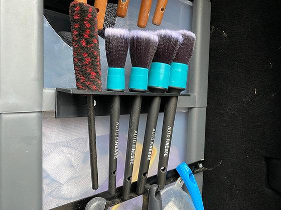5 Hole Brush Holder