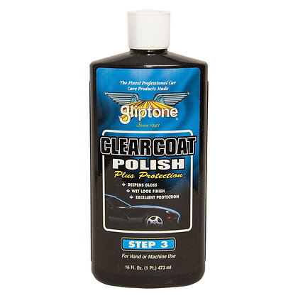 Gliptone Clear Coat Polish - 16oz