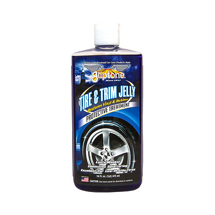 Gliptone  Tire and Trim Jelly - 16oz