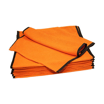 "Gliptone  Softouch Drying / Cleaning Waffle Towel 24"" x 14"""