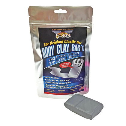Gliptone Body Bar, Clay Bar 110g