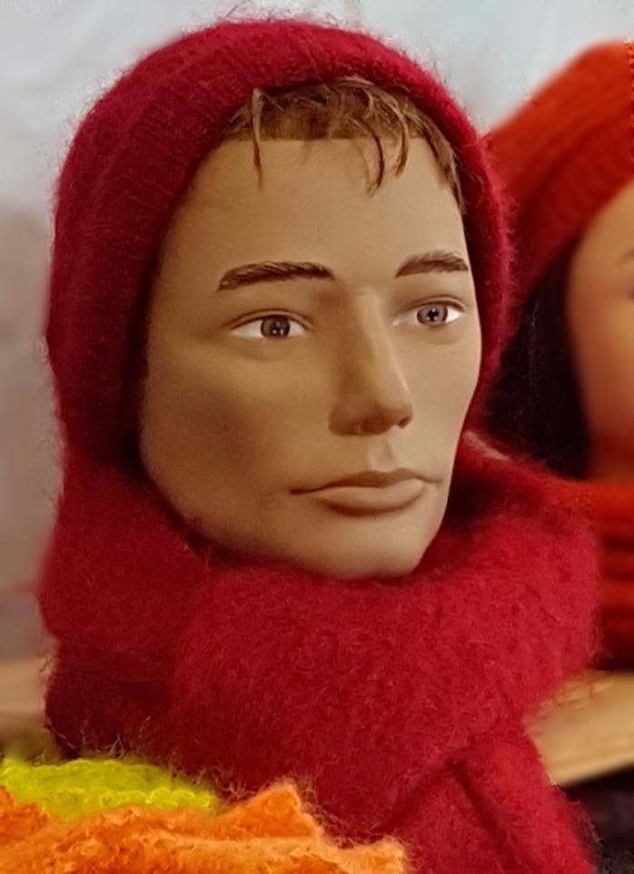 Bonnet mixte modèle Alex 39€ €