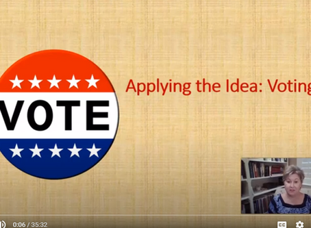 Election Basics for your Students