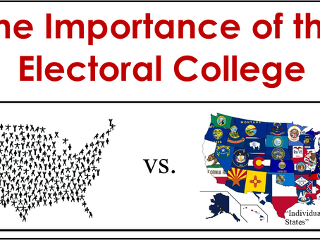 The Electoral College-It's Important!