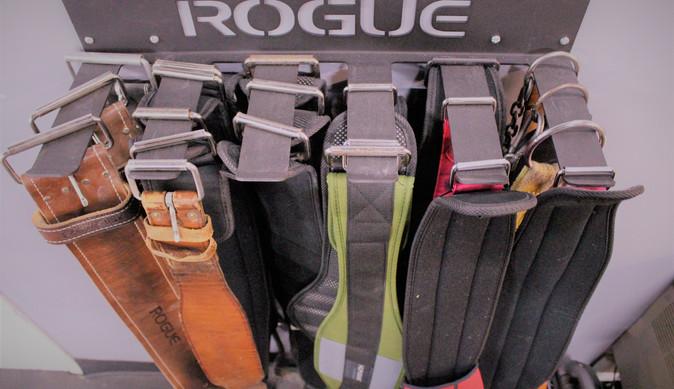 Rogue Weight Belts