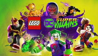 LEGO: DC Super Villains