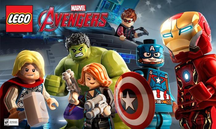 LEGO: MARVEL AVENGERS