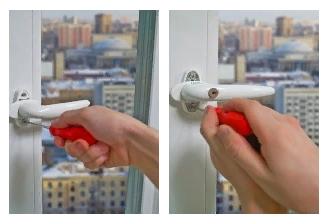 Регулировка пластиковых окон своими руками