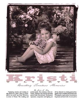 Bakersfield photographer, Kristi Wolverton