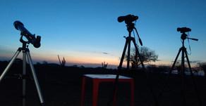 Astronomia Amadora na Prática