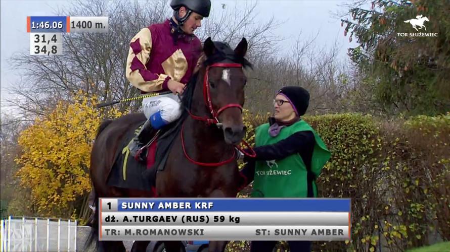 Sunny Amber KRF