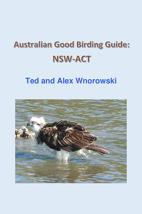 Australian Good Birding Guide: NSW-ACT
