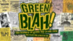 Green Blah title screen