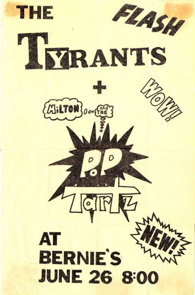 Tyrants & Pop Tartz