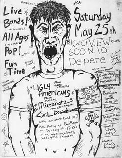 Ugly Americans VFW