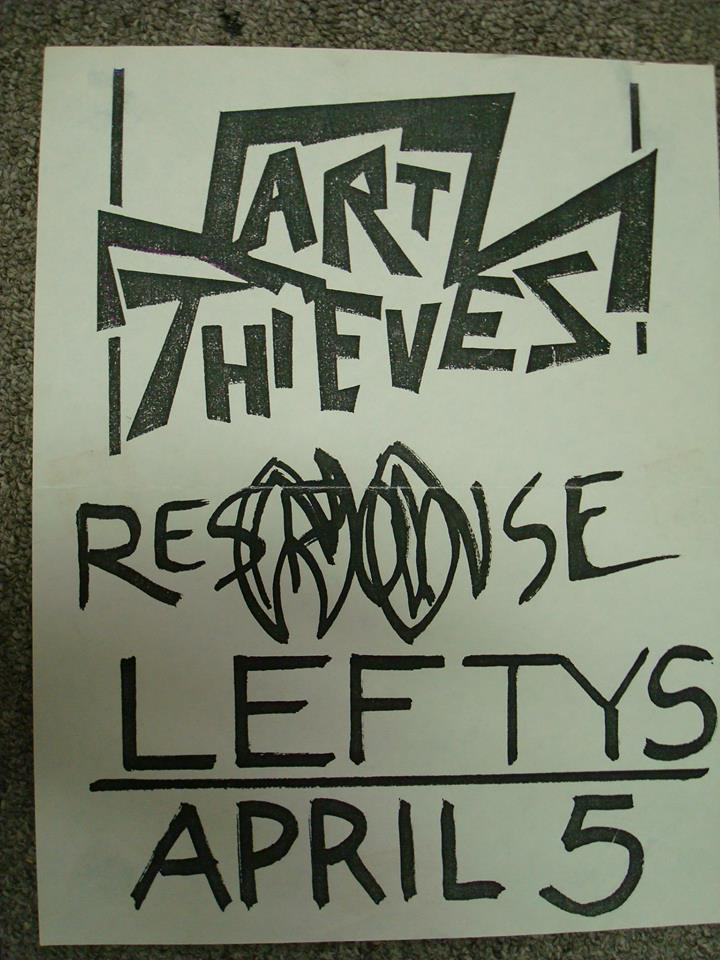 Art Thieves & No Response
