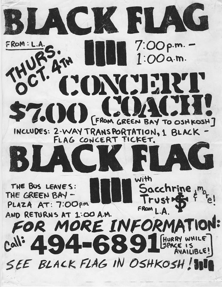 Black Flag Bus