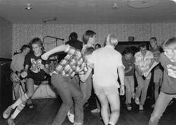 Slam Dancing