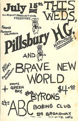 Pillsbury HC