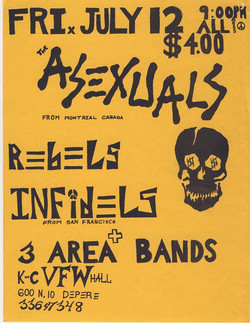 Asexuals VFW