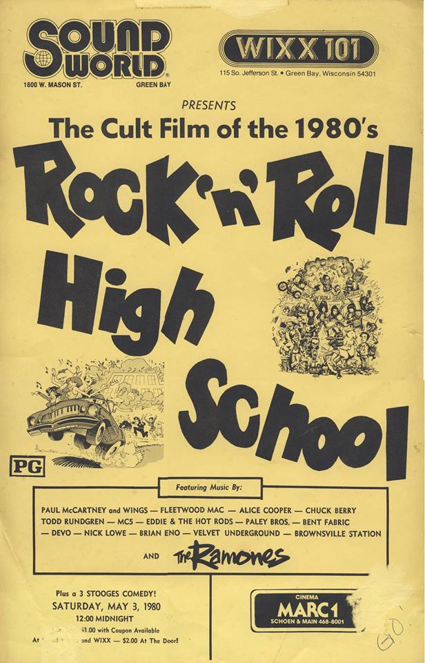 Rock n Roll HS poster