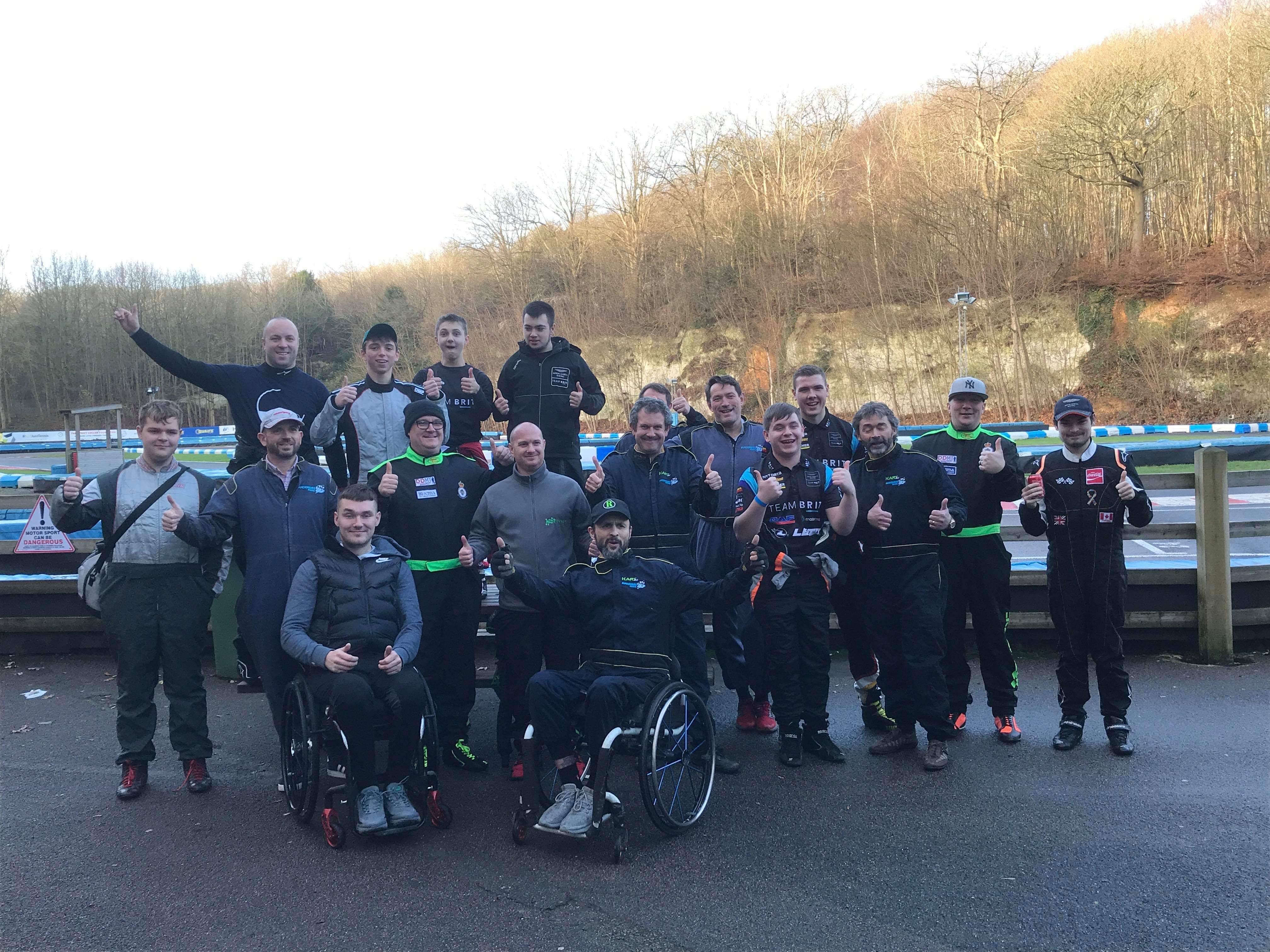 Limitless Team Buckmore Park