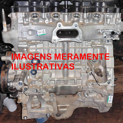 Motor parcial Honda New Civic