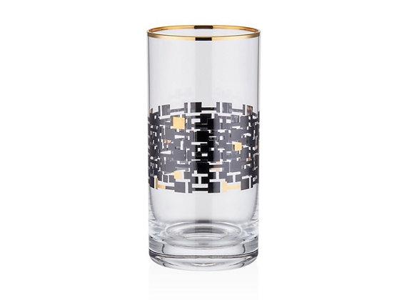 Monochrome 6 Parça Meşrubat Bardağı
