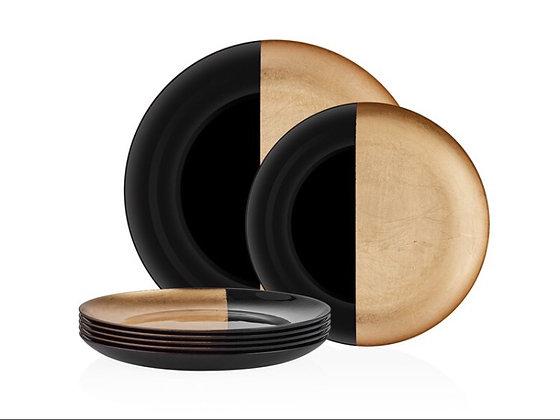 Monochrome 7 Parça Pasta Takımı