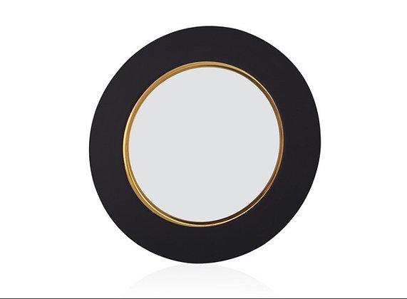 Vision Black 35cm Supla Tabağı