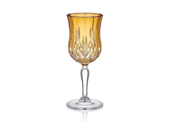 Cristalline 6'lı Asorti Şarap Kadehi