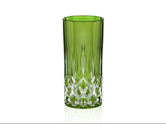 Cristalline 6'lı Asorti Meşrubat Bardağı